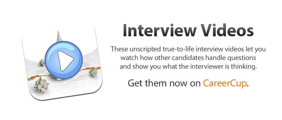 Programming Interview Questions | CareerCup